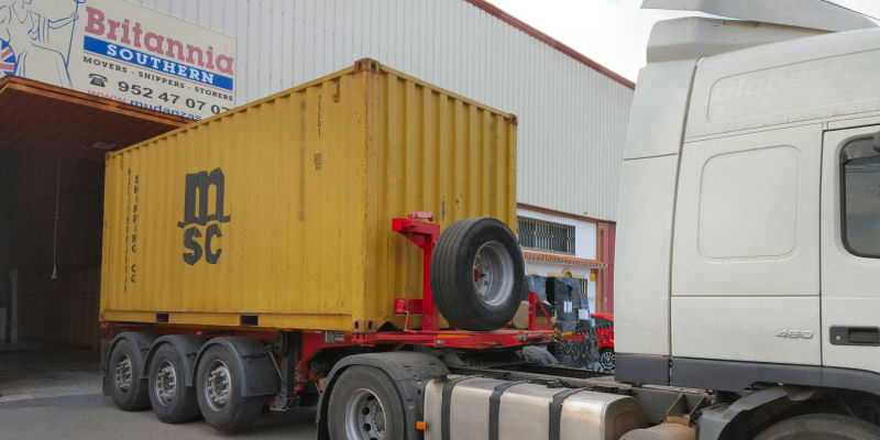 FCL container shipping & also Air freight